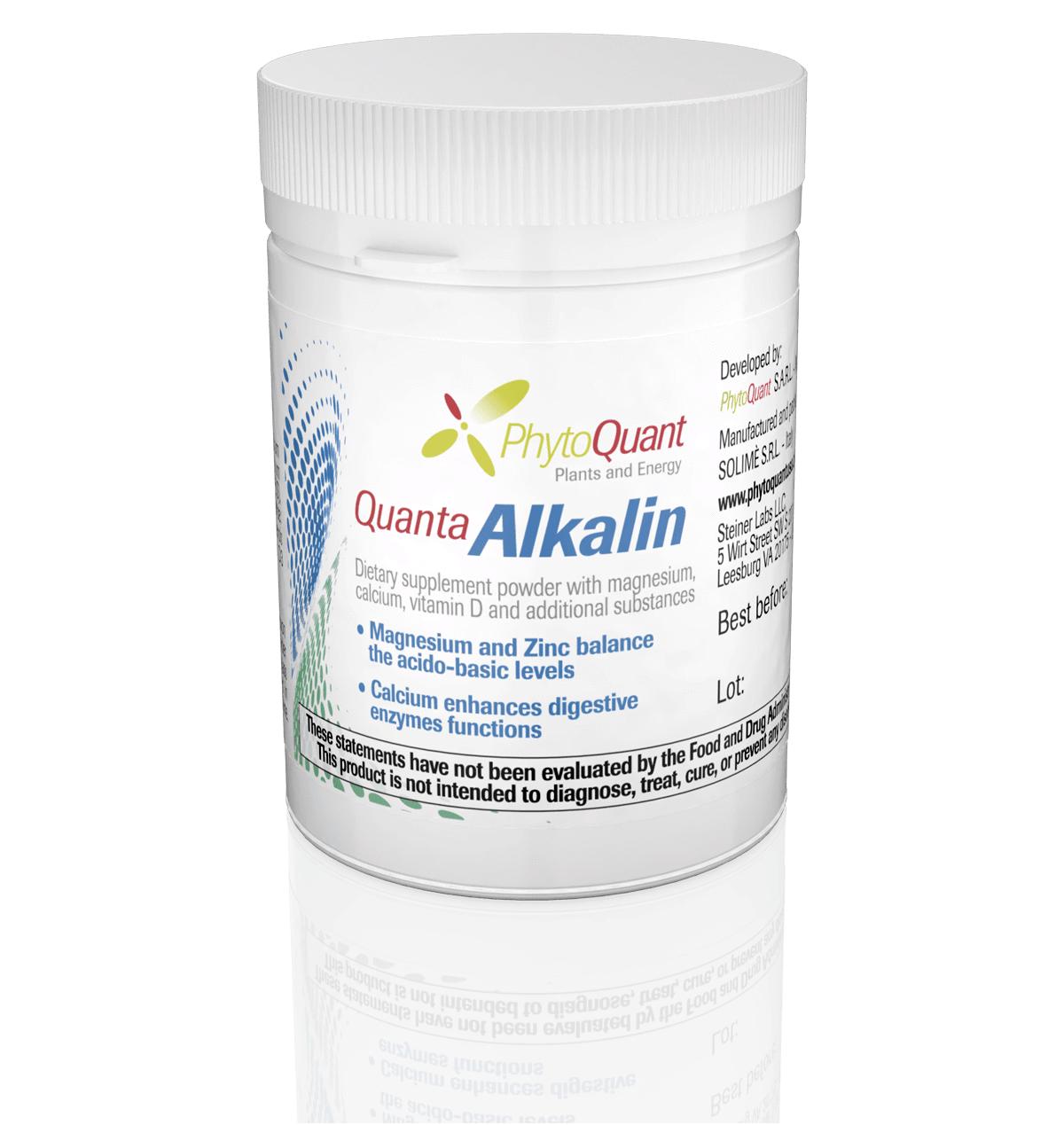 QuantaAlkalin